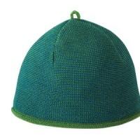 Disana kootud müts roheline nr1
