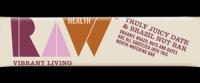 Biona toorbatoon datli ja parapähklitega 46g