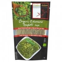 Orgaanilised edamame (sojaoa sort) spagetid, Explore Asia, 200g