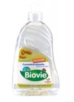 Biovie nõudepesuvahendi kontsentraat aaloe-mandli 500ml