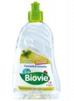 Biovie nõudepesuvahendi kontsentraat sidruni-piparmündi 500ml