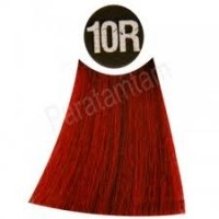 Color Soin püsiv juuksevärv taimeekstraktidega särav punane