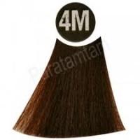 Color Soin püsiv juuksevärv taimeekstraktidega mahagoni kastan