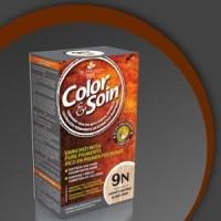 Color Soin püsiv juuksevärv taimeekstraktidega meeblond