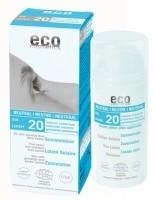 ECO Päevituspiim SPF20 lõhnatu(natural) 100ml