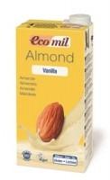 EcoMil Mandlijook vanilliga 1l