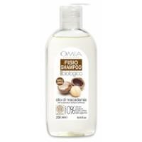 Omia Sära andev makadaamia šampoon 250ml
