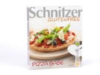 Schnitzer Pizzapõhi 3x100g (gluteenivaba)