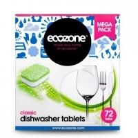 Ecozone  Nõudepesumasina tabletid 72tk