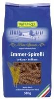 Rapunzel Spirelli täistera-emmernisujahust 500g