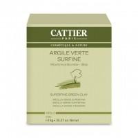 Cattier Peen rohelise savi pulber 1kg