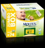 Moltex nature Maxi Jumbo mähkmed (7-18kg)