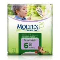 Moltex Nature XL mähkmed (16-30g)