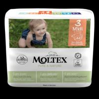 Moltex nature Midi mähkmed (4-9kg)