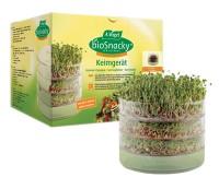BioSnacky Mini Greenhouse seemnete idandamisnõu