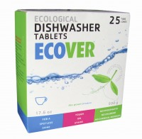 Ecover nõudepesumasina tabletid 25tk
