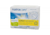 Natracare tampoonid Regular 10tk
