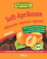 Pehmed kuivatatud aprikoosid demeter 200g