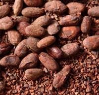 Peenestatud kakaooad - kakaonibsid