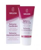WELEDA Ratania-hambapasta 75ml